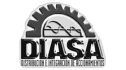 logo de Distribucion e Integracion de Accionamiento