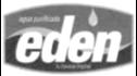 logo de Agua Purificada Eden