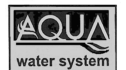 logo de Aqua Water System de Mexico