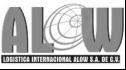 logo de Alow Forwarding Mexico