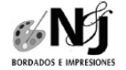 Logotipo de N&J Bordados e Impresiones