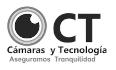 logo de Camaras y Tecnologia Toluca