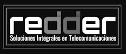 logo de REDDER Soluciones en Telecomunicaciones